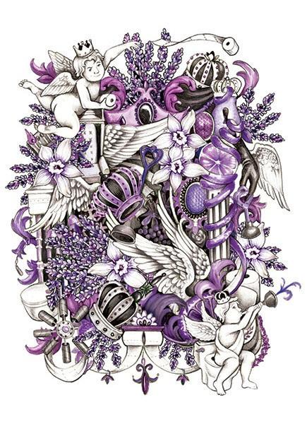Lavender Vanilla 2